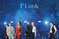 Official 1ST LOOK Magazine - Vol.210 A Type (Cover : BTS) - Kpop Omo