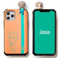 Official BTS Character Figure Slide Card Case (Diary Ver) - Kpop Omo