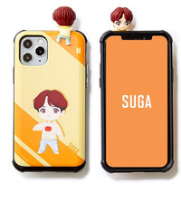 Official BTS Character Figure Slide Card Case (Edge Ver) - Kpop Omo