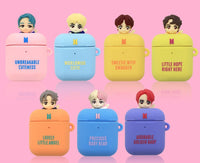 Official BTS Character Goods - Airpod and Airpod Pro Case - Kpop Omo