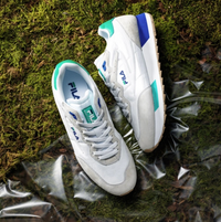Official BTS x Fila Project 7 Back to Nature - Modulus Shoes (V Version) - Kpop Omo