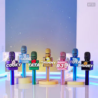 Official BTS x BT21 Baby Bluetooth Microphone - Kpop Omo