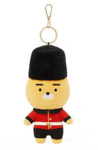Official Kakao Friends- London Edition Mini Key Chain - Kpop Omo