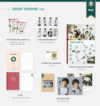 Official WayV 2021 Back to School Kit - Kpop Omo