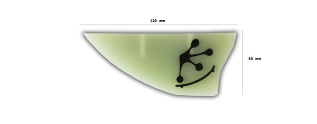 ailerons LEGEND freeride