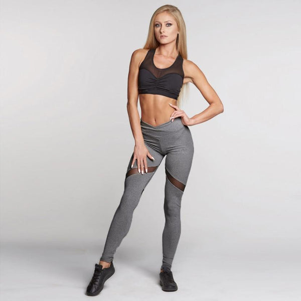 High Quality Slim design Leggings and Top