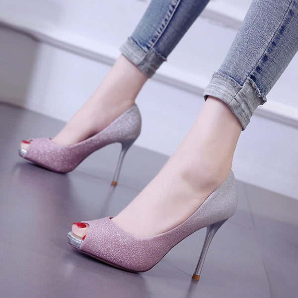 High Heels Stiletto Shoes