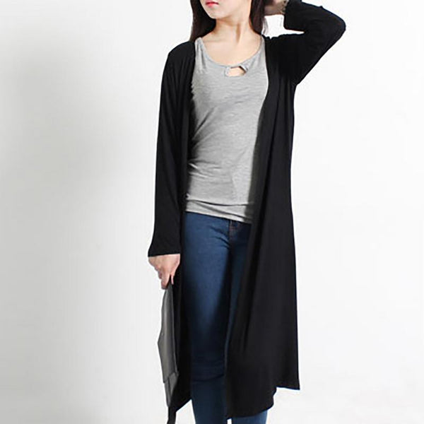 Free Size Loose Thin Cardigan