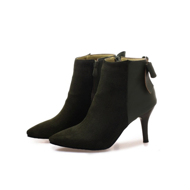 High Heels Lady Boots