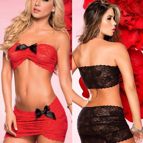 Women Girls Sexy Push Up Lingerie Corset Bandage Bra Push Up Bra+Shorts Pants Underwear Set Lace Bralette Female Sport Bras Sets