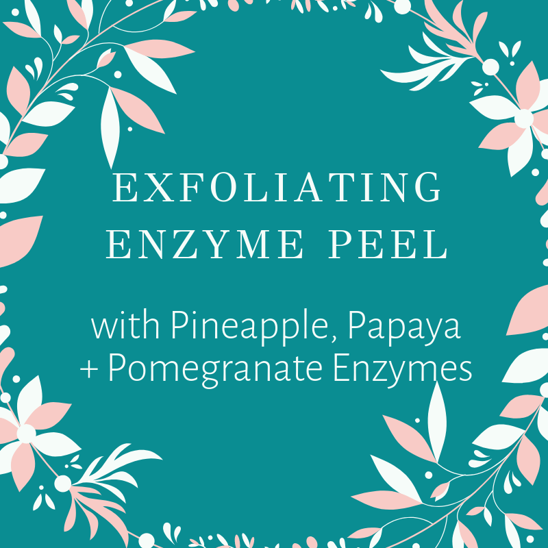 NEW! Exfoliating Enzyme Peel