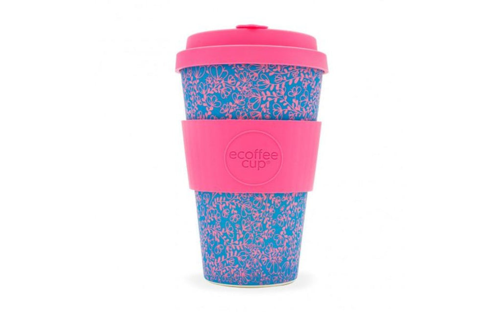 Ecoffee Reusable Bamboo Fibre Travel Cup - Miscoso Dolce Design