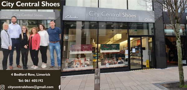 City Central Shoes Limerick