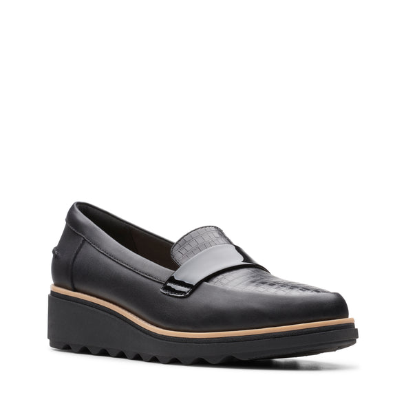 Clarks Sharon Gracie Black