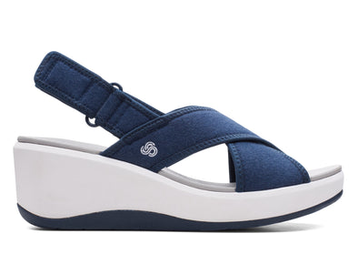 Clarks Step Cali Cove Navy