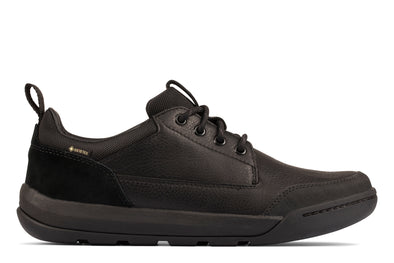 Clarks AshcombeLoGTX Black Leather