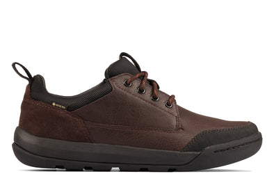 Clarks AshcombeLoGTX Brown Leather
