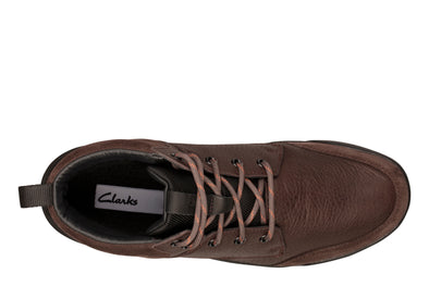 Clarks Ashcombe HiGTX Brown WLined Le