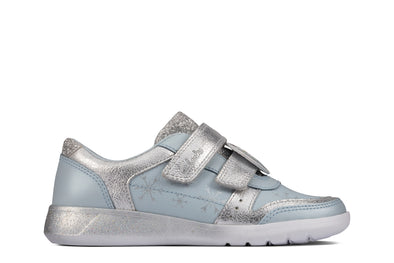 Clarks Scape Ice K Light Blue