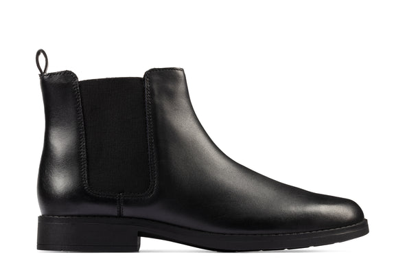 Clarks Aubrie Walk Y Black Leather