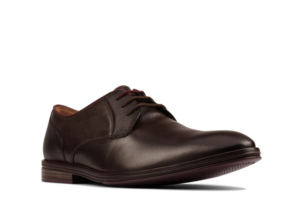 Clarks CitiStrideLace Dark Brown