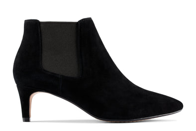Clarks Laina55 Boot2 Black Sde