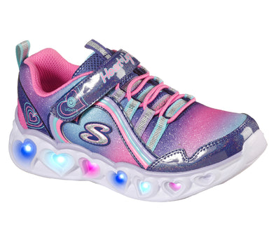 SKECHERS 302308L Heart Lights - Rai
