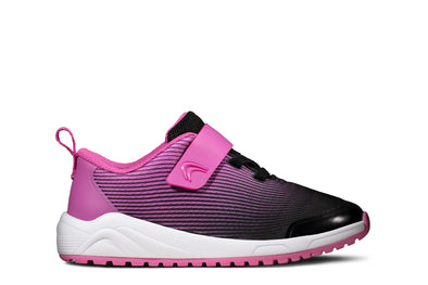 Clarks Aeon Pace T Pink