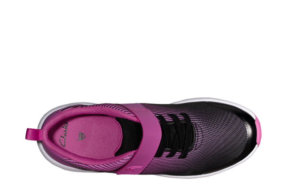Clarks Aeon Pace Y Pink