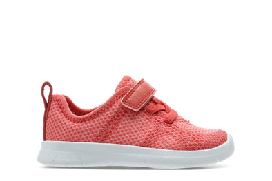 Clarks Ath Flux T Coral