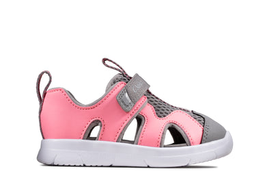 Clarks Ath Surf T Pink