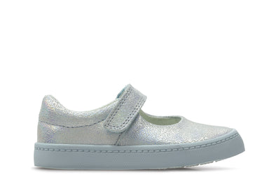Clarks City Gleam T Blue Interest