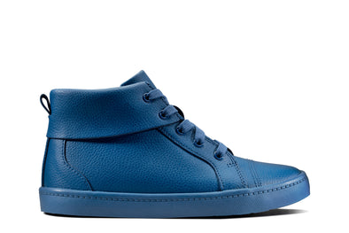 Clarks City OasisHi K Dark Blue Lea