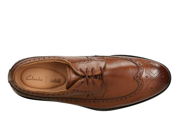 Clarks Coling Limit British Tan Lea