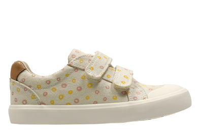 Clarks Comic Cool Cream