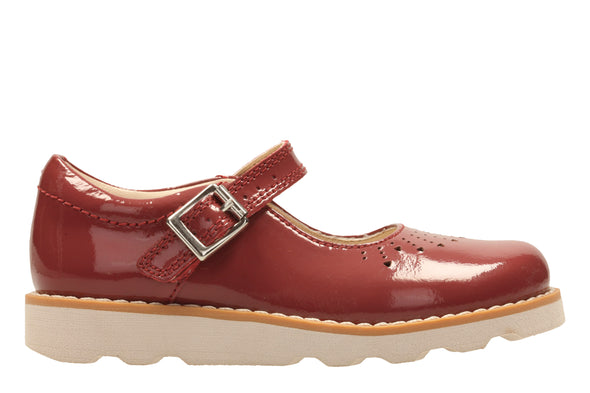 Clarks Crown Jump Berry Patent