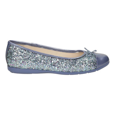 Clarks Dance Zing Jnr Blue Synthetic