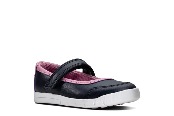 Clarks Emery Halo T Navy