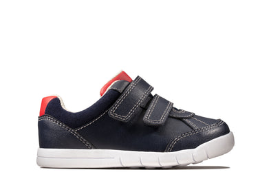 Clarks Emery Sky T Navy Leather