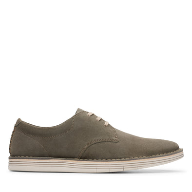 Clarks Forge Vibe Olive Suede