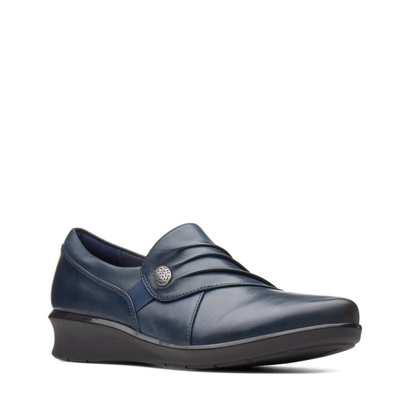 Clarks Hope Roxanne Navy