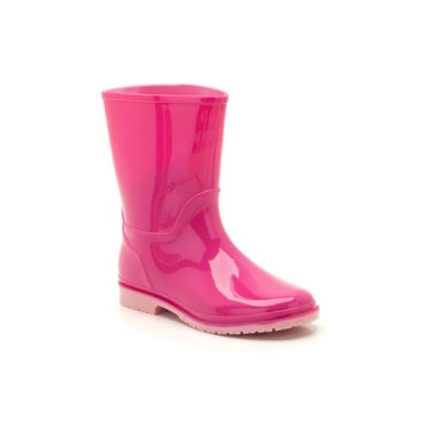 Clarks Abrienna Jnr Pink Synthetic