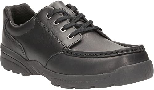 Clarks Bermon Lane BL Black Leather