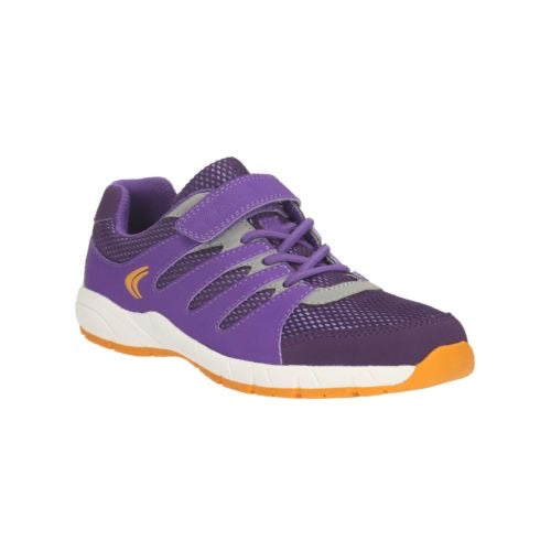 Clarks Cross Dart Jnr Purple Combi