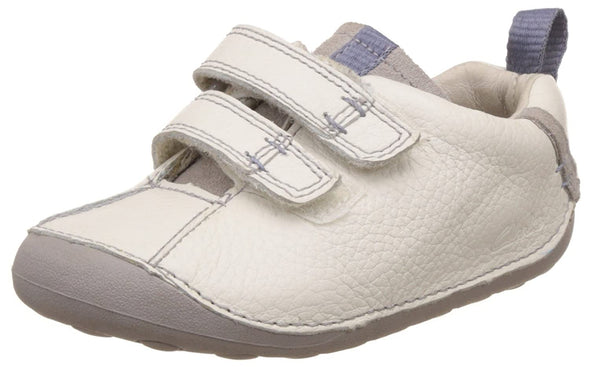Clarks CRUISER TIME Cream Leather