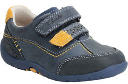 Clarks Softly Lo Fst Blue Leather