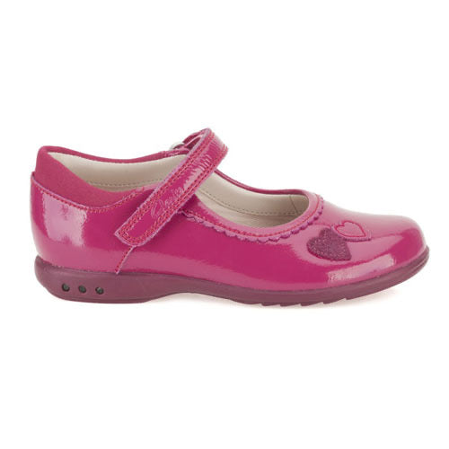 Clarks Trixi Heart Berry Patent