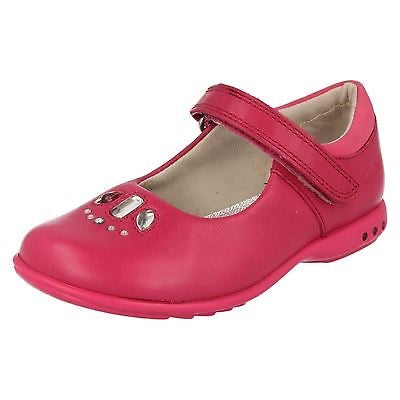 Clarks TrixiSpice Inf Pink Leather