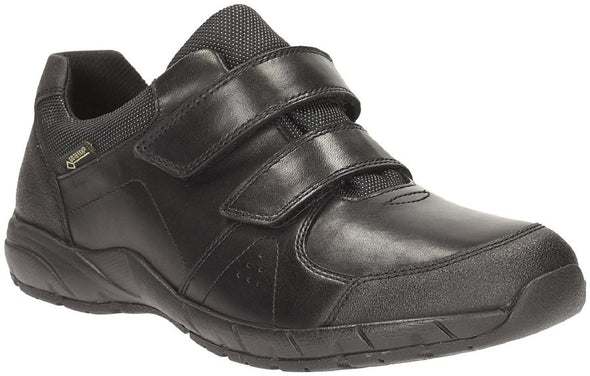 Clarks TraxFun GTX BL Black Leather