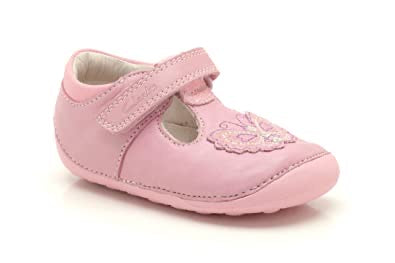Clarks Ida Sweet Pink Leather